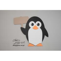 Metryczka Pingwin