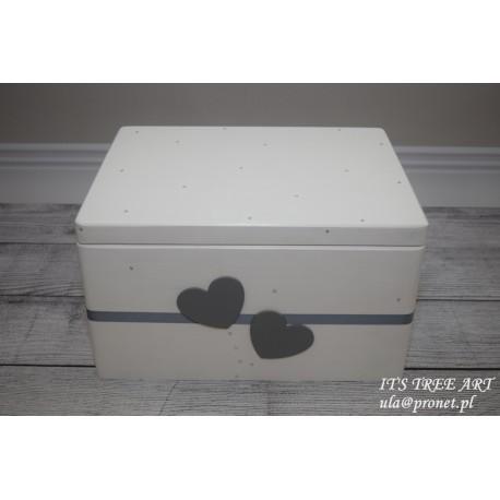 Pudełko na ślubne koperty - Kopertówka 1