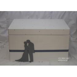 Pudełko na ślubne koperty - Kopertówka 2