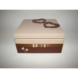Box dzielony na 4