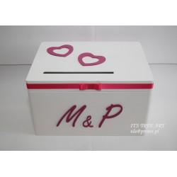 Pudełko na ślubne koperty - Kopertówka 8