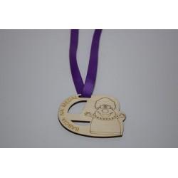 Medal Dzień Babci