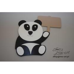 Metryczka Panda