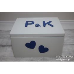 Pudełko na ślubne koperty - Kopertówka 11